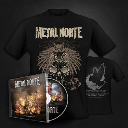 Pack-Camiseta-Metal-Norte-III-Tribal-y-CD-Recopilatorio