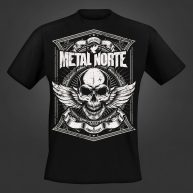 Metal Norte X Anniversary T-Shirt