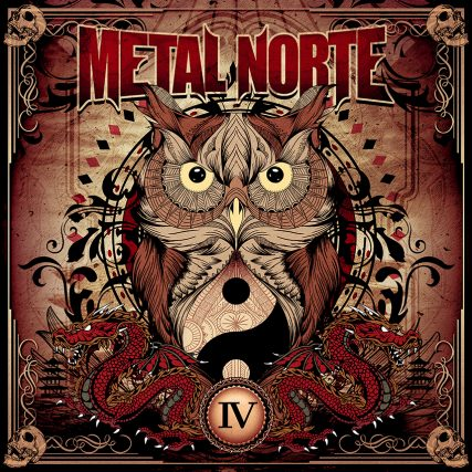 MetalNorte4PortadaBuhoVectorLow