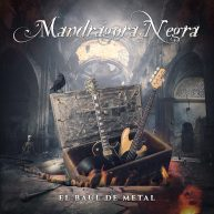 Mandrágora Negra El Baúl de Metal